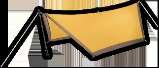 MSR E-Wing Tarp