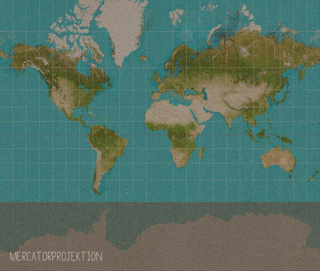 Mercatorprojektion
